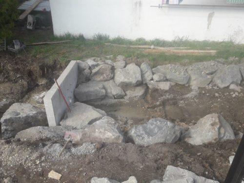 Tulokanavaan betonielementti 200mm aukolla